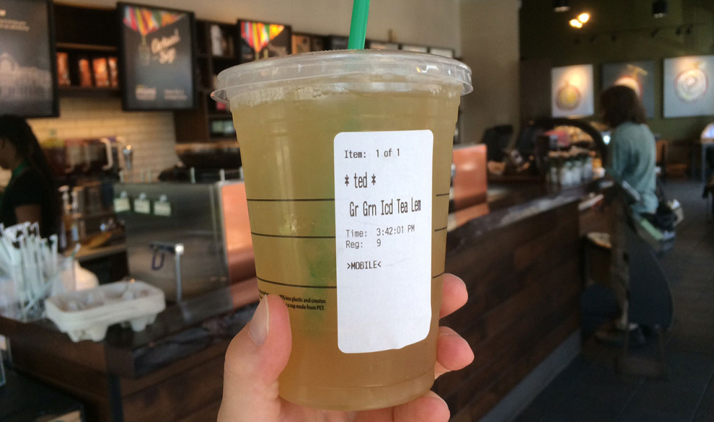 Starbucks mobile ordering expands to Charlotte. Play-by-play of my experience.