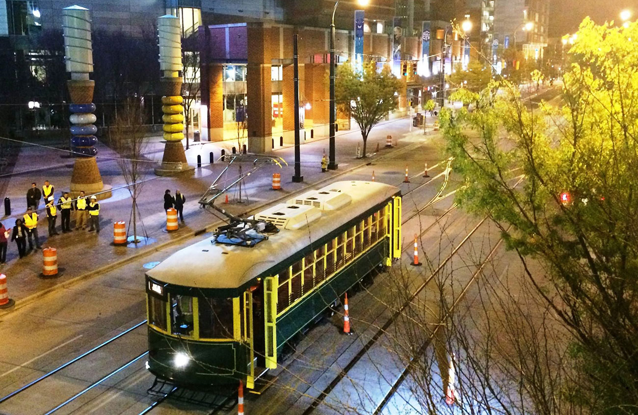City Smart: State unemployment benefits to streetcar ridership