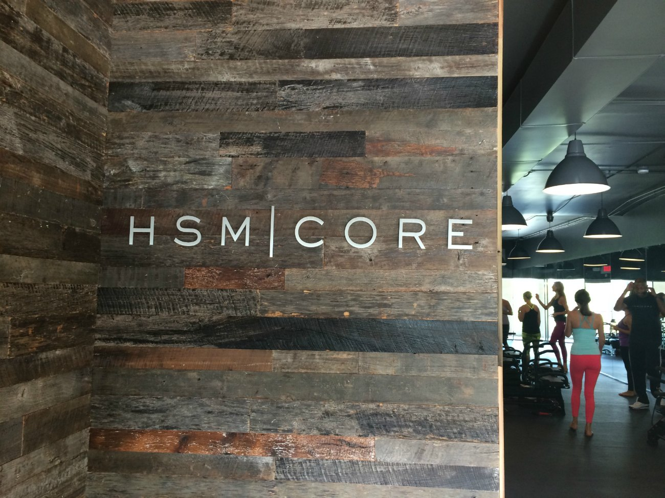 HSM Core is now open in Midtown (and it's the hardest workout I've ever done)