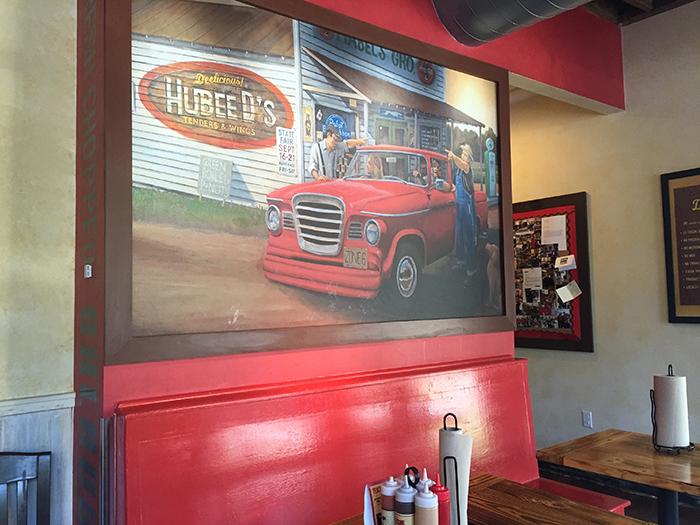 hubee-d-mural