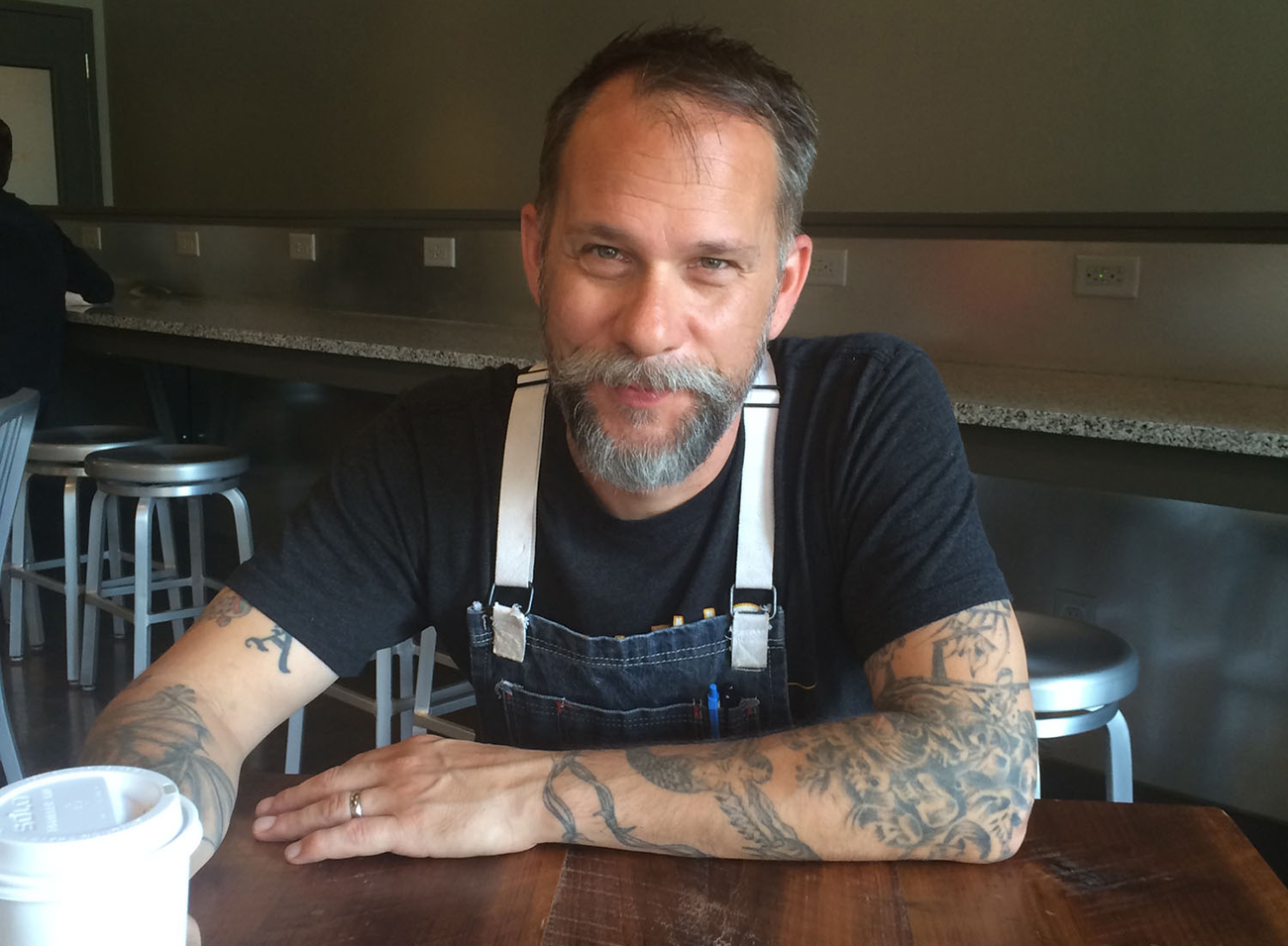 Behind the Kitchen: A conversation with Marc Jacksina from Earl's Grocery