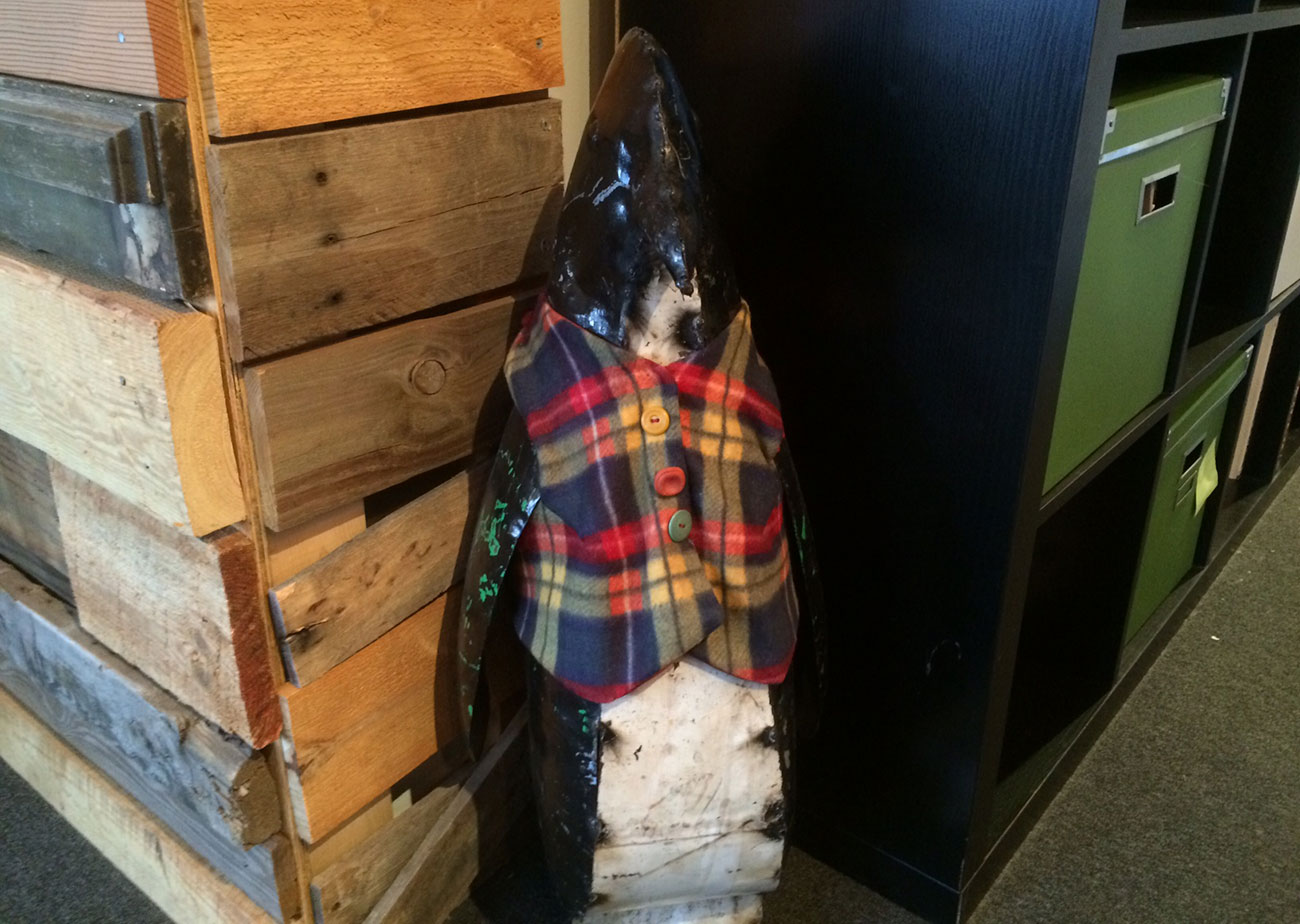 INSIDER: Take a peek into Plaid Penguin's operations and Igloo