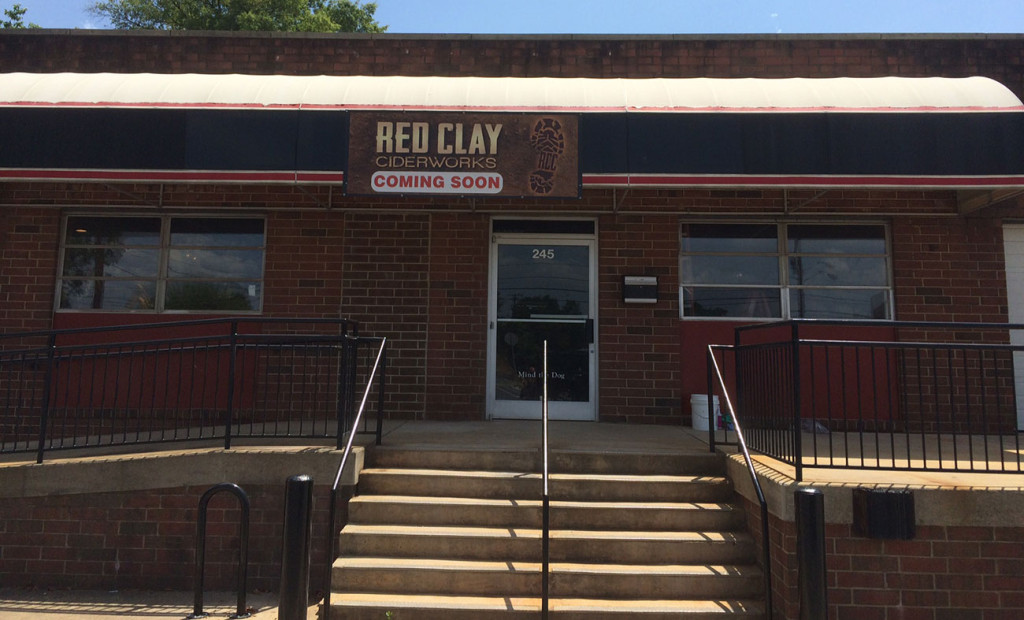 Ready for local cider? Red Clay Ciderworks sets date for Grand Opening