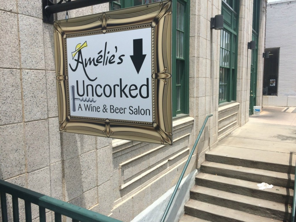 Amelie's Uncorked