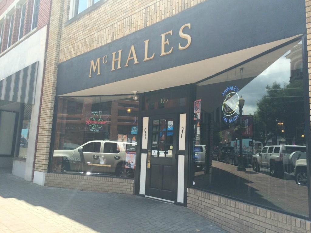 McHale's Rock Hill