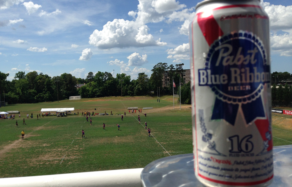 10 reasons the Rugby Athletic Center is my new favorite place to day drink
