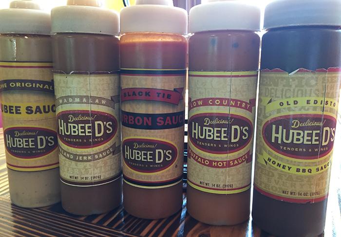 Hubee Ds sauce