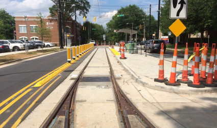 Charlotte's Gold Line streetcar to close until 2021