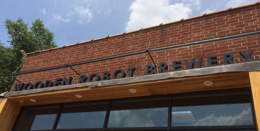 Wooden Robot opens. Look inside at this new South End brewery (8 photo tour)