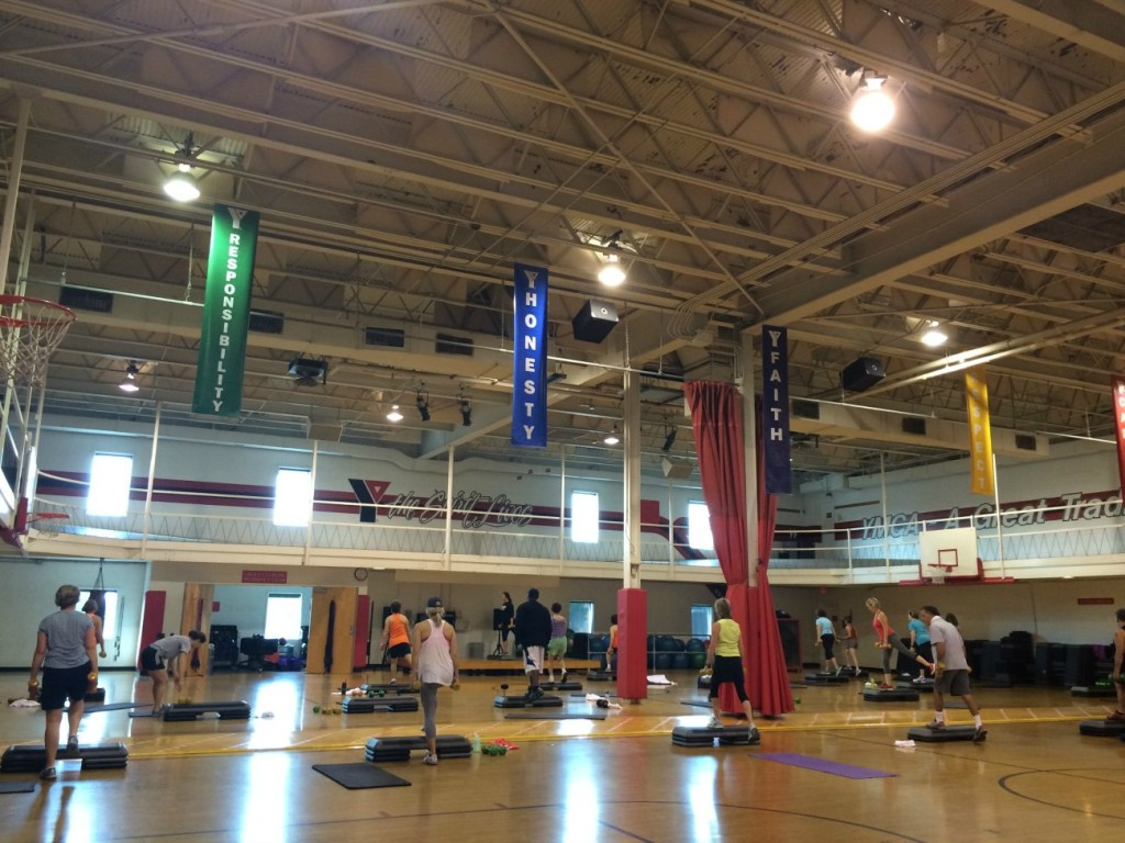5 expensive workouts you can do at the Charlotte YMCA on the cheap