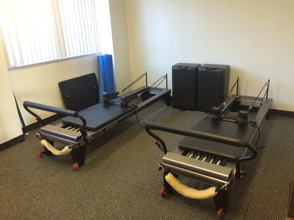 YMCA pilates
