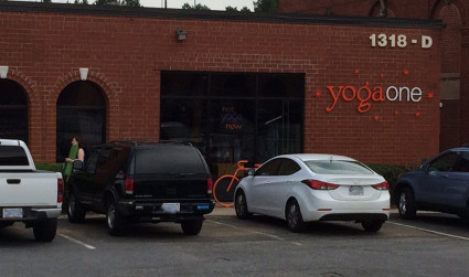 Pregnant in Charlotte (part 3): Prenatal yoga