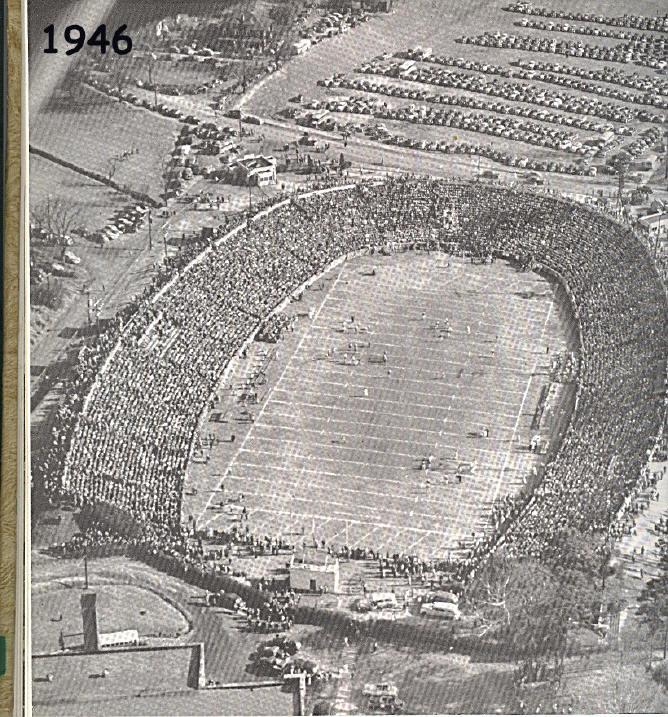 1947 memorial stadium