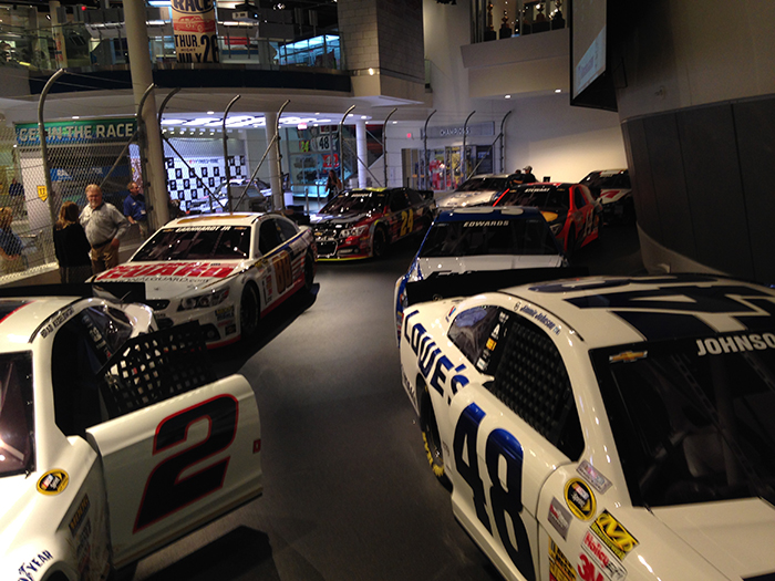 5 Reasons You Should Check Out The Nascar Hall Of Fame