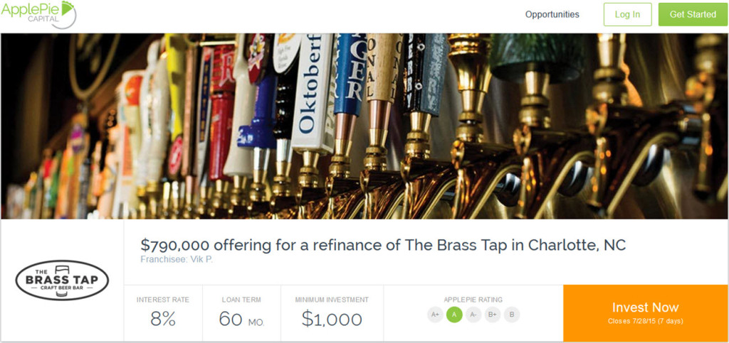 Want to invest in The Brass Tap? Here's how