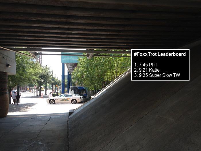 FoxxTrot-Leaderboard
