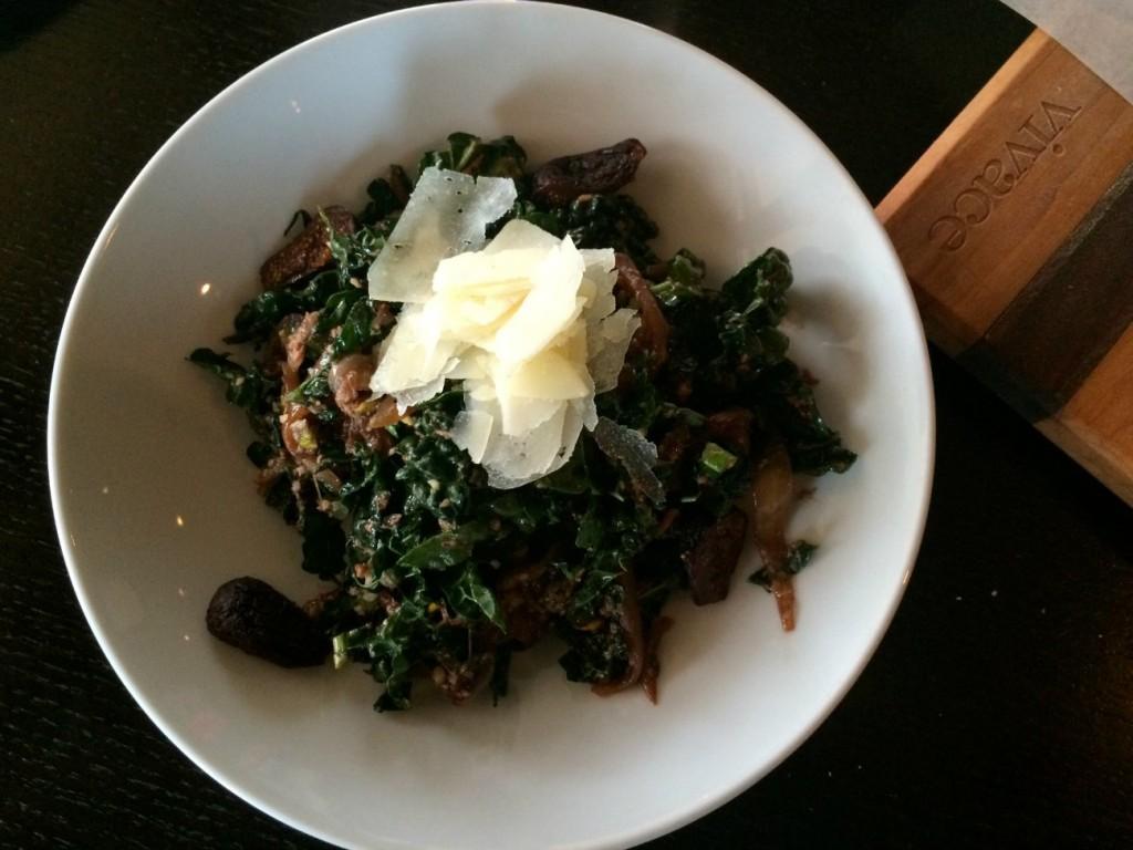 kale salad Vivace
