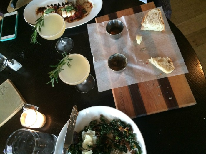 Vivace cheese and cocktails