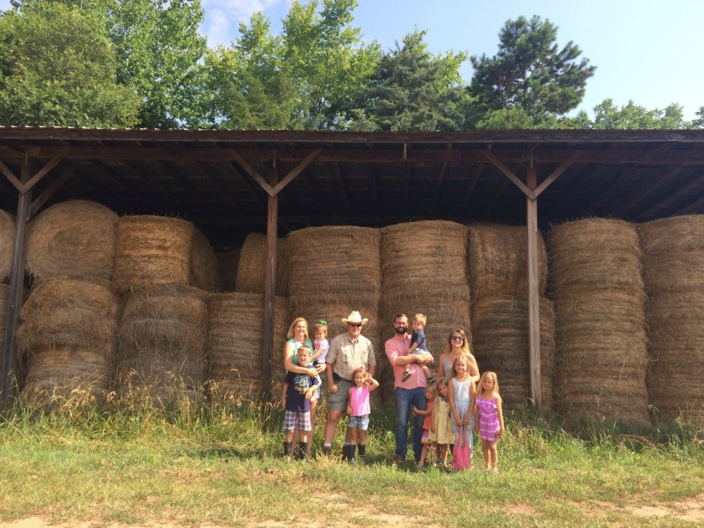 Carolina Farm Trust plans to buy up land before developers do to preserve our local food movement