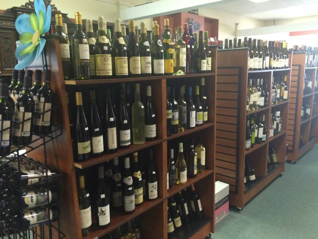 Dragonfly Wine Market Shelby