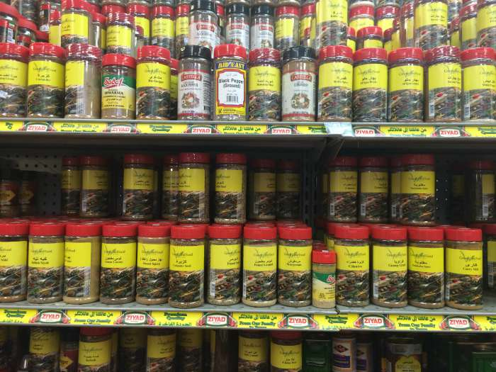 Cedar Land spices
