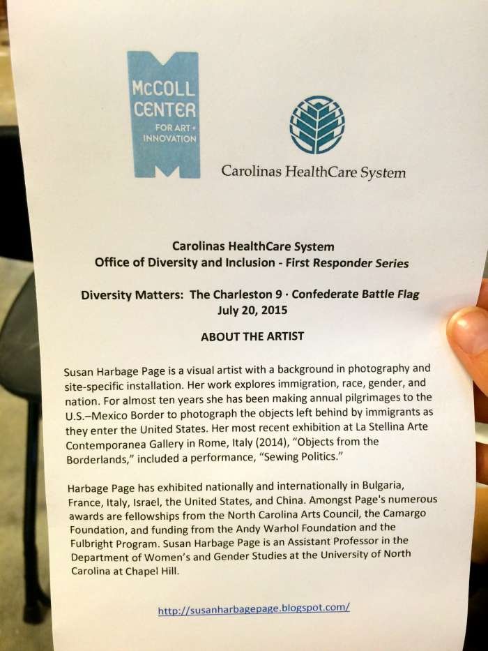 Diversity Matters: A community dialogue about the Charleston 9 and ...