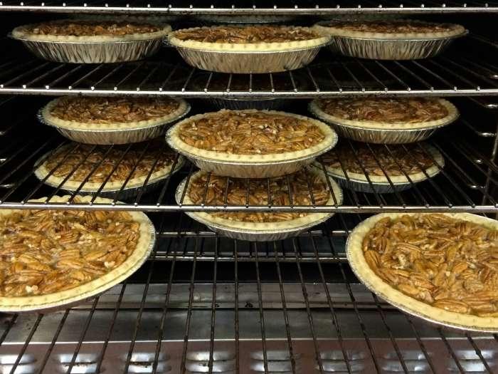 Anderson's pecan pie