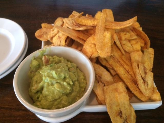 guacamole at little piece of havana