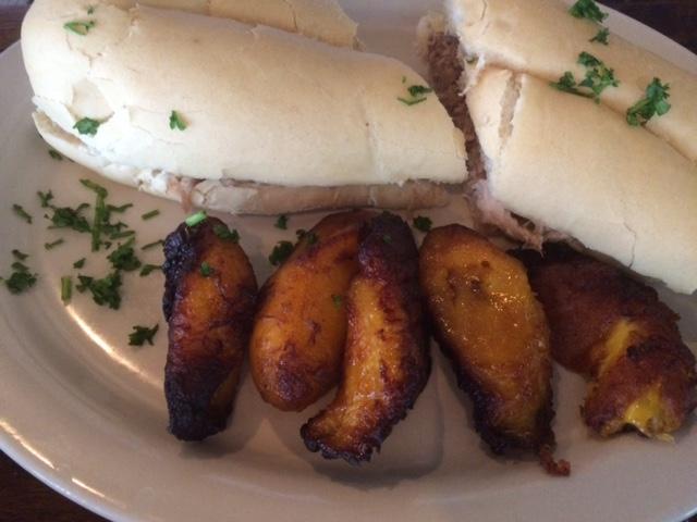 plantains charlotte cuban food