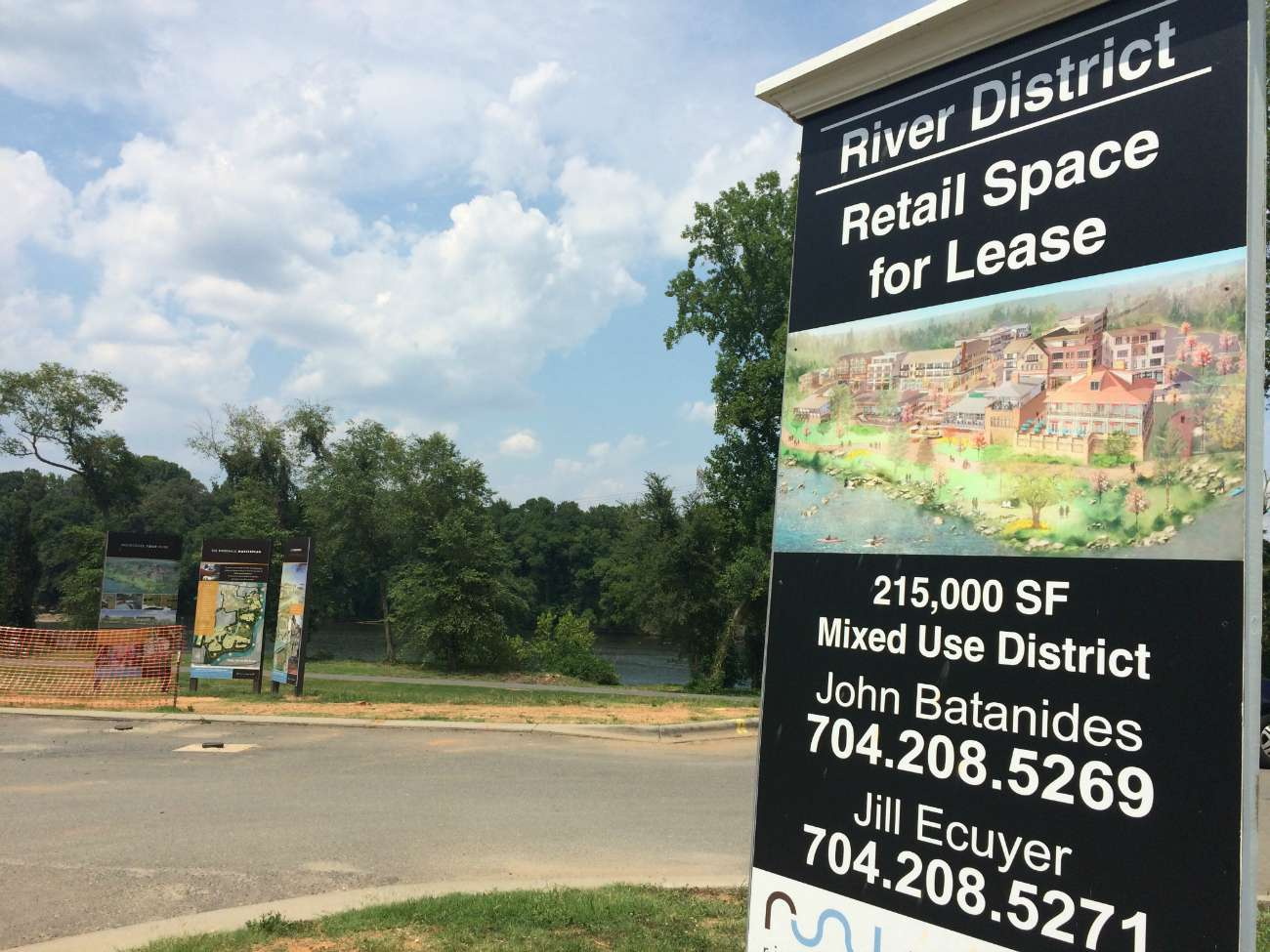 Here's what's happening at Riverwalk, Rock Hill's 1,000-acre master planned community on the banks of the Catawba