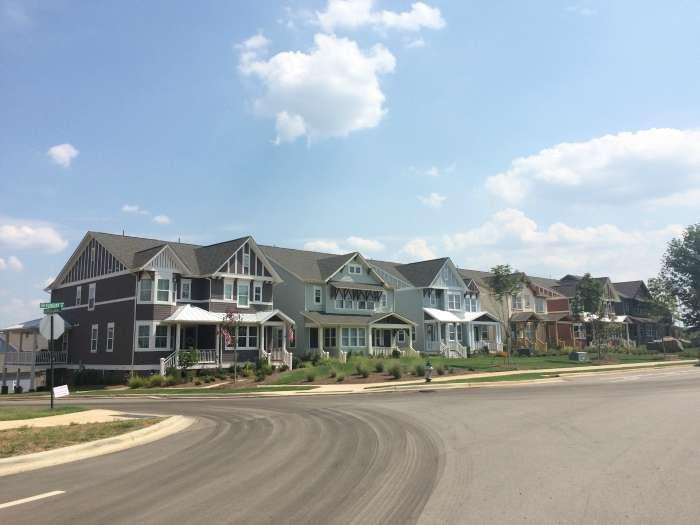 houses Riverwalk Rock Hill