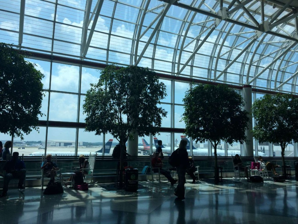 So you've got some time to kill at Charlotte Douglas International Airport: Where to eat, drink and be weary