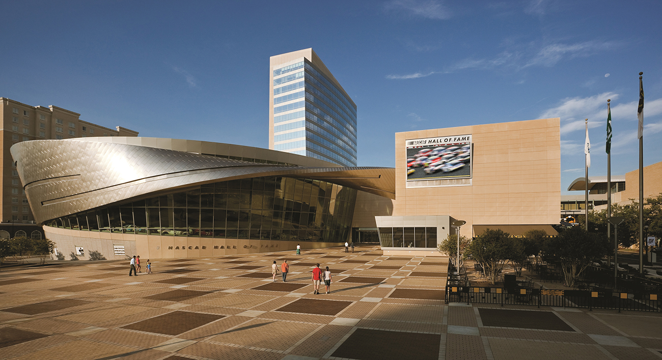 5 reasons you should check out the NASCAR Hall of Fame – even if you aren't a fan