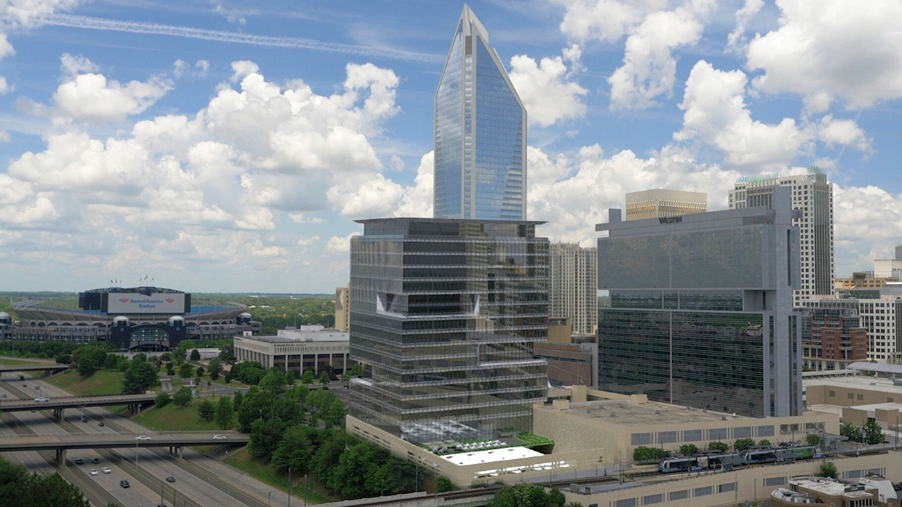 Portman Holdings Looks To Be The First Out With New Office Space Uptown