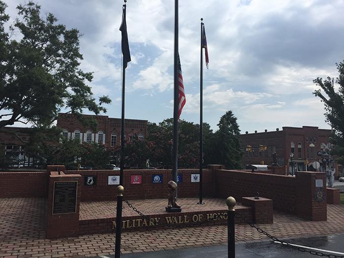 Waxhaw-War-Memorial