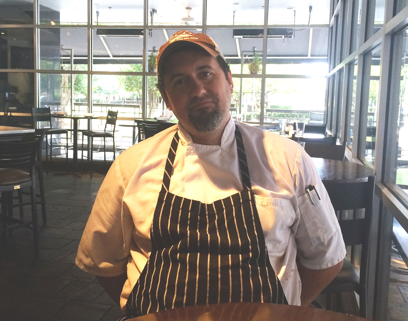 Behind the Kitchen: A conversation with Steven Young from The King's Kitchen