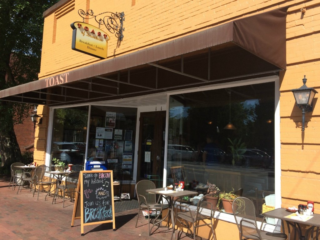 Toast Cafe Davidson