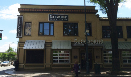 The Cellar at Duckworth's: All craft everything