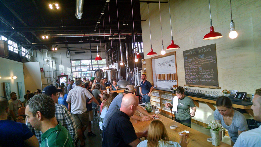 Free Range Brewing impresses with taproom, beer offerings