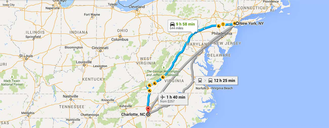Transplant Tips: 10 things every New Yorker needs to know when they move to Charlotte