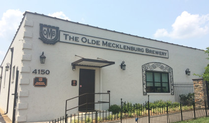Olde Mecklenburg Brewery is planning a massive expansion in Cornelius —...