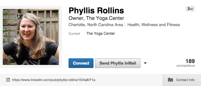 Phyllis Rollins