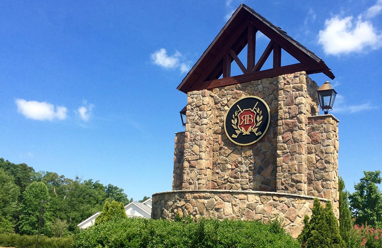 Red Bridge Golf Club: The best greens you'll play with a wine slushy