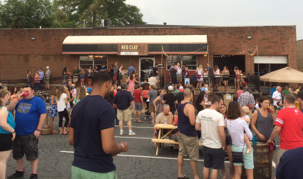 14 Charlotte breweries ranked by their outdoor spaces