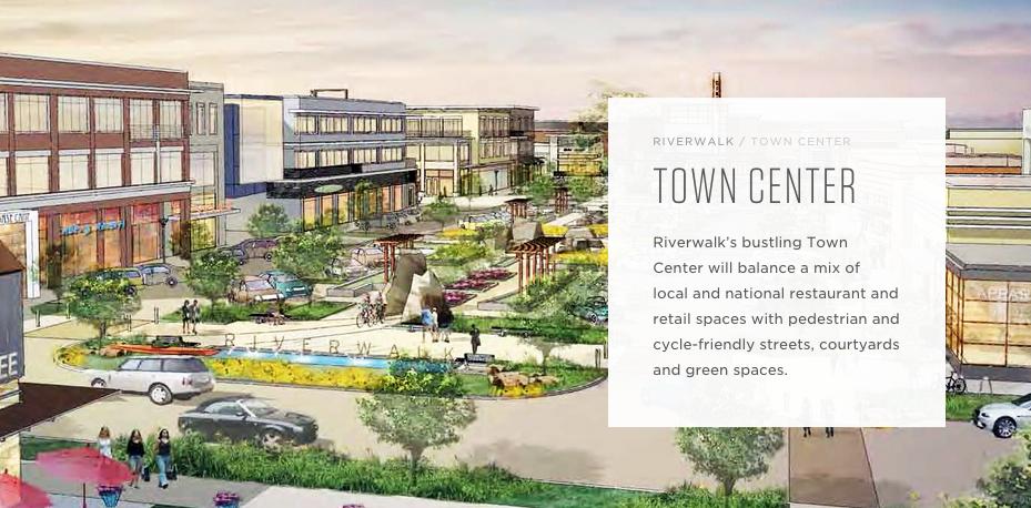 Riverwalk Town Center