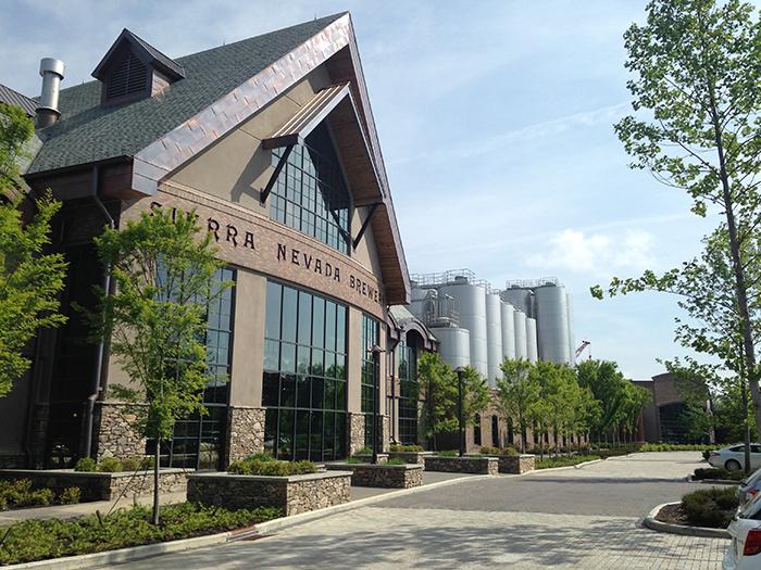 Sierra Nevada Brewery Tour Nc