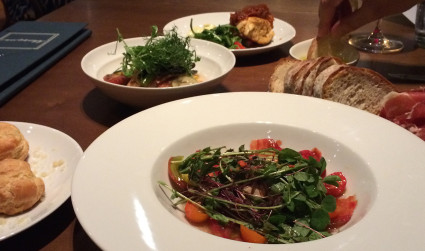 What all the Corkbuzz is about: Review of Charlotte's newest wine studio & menu