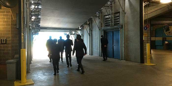 soccer-executives-at-bank-of-america-stadium