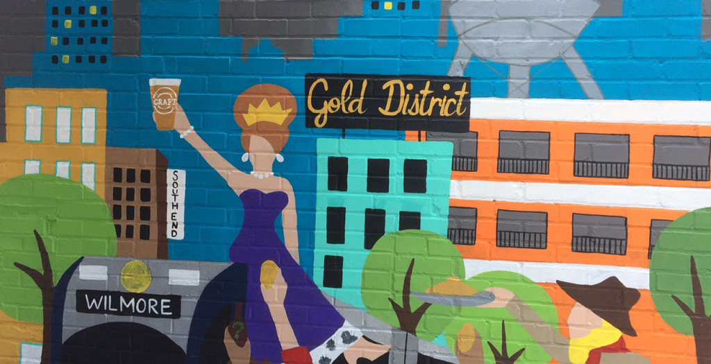 EXCLUSIVE: The Gold District