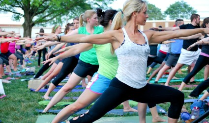 Not all yoga is the same. 6 different styles you'll find...